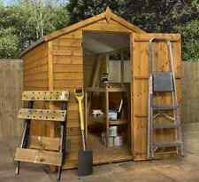 Mercia 7x5 Overlap Apex Shed