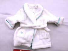 American Girl Doll JLY RETIRED After Bath Clothes Set in Box EUC Bathrobe Robe