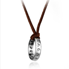 New Uncharted Nathan Drake's Ring Necklace Pendant Cosplay Gaming PS4