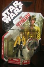 Star Wars 2007 30th Anniversary Collection #12 LUKE SKYWALKER  Yavin with Coin