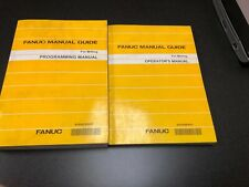Fanuc Manual Guide For Milling Operators Manual And Programming Manual