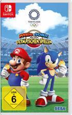 Mario & Sonic Tokyo 2020  Switch Olympische Spiele - Sega  - (Nintendo Switch /