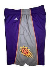 Men's Adidas NBA Authentics Phoenix Suns Basketball Shorts Size XL Purple