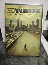 WALKING DEAD SEASON 1 -  FACTORY SEALED DVD !!! one