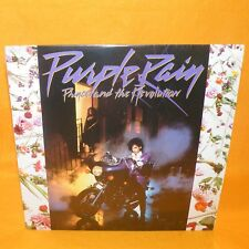 1984 PRINCE AND THE REVOLUTION PURPLE RAIN US LP ALBUM VINYL RECORD POSTER RARE