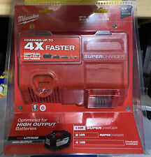 Milwaukee 48-59-1811 M18 & M12 Super Charger New