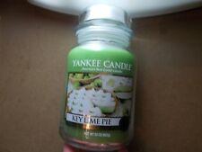 Yankee Candle USA RARE Key Lime Pie Large Jar