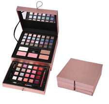 Eyeshadow Palette Makeup Lip Gloss Blusher Find My Treasure Zmile Travel Set