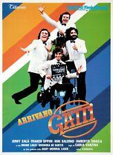 Dvd Arrivano I Gatti  (1980) - Jerry Cala' Carlo Vanzina .....NUOVO