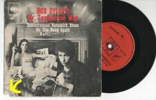 "7"" EP VINYL BOB DYLAN Australia Mr. Tambourine Man CBS – BG 225099 1966"