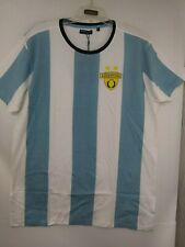 Mens World Cup T Shirt Brave Soul Argentina Football Soccer NWT 2XL