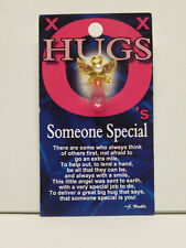 "Angel Pin - ""Hugs for Someone Special"""
