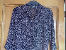 Hobbs Size 12 Long sleeved blouse