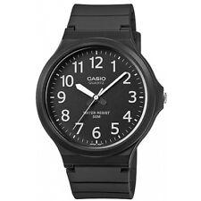 Casio Collection Mw-240-1bvef Gents Analogue 50m WR Watch Black