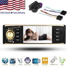 4019B Bluetooth Car Vehicle Stereo Audio Radio MP3 Player FM SD TF USB AUX Input