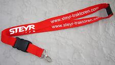STEYR Traktoren Schlüsselband Lanyard NEU (A53)