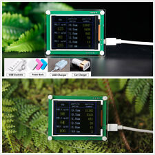"""PM2.5 Detector Air Quality Monitor Tem&RH Tester Meter Home Gas Thermometer 2.8"""""""