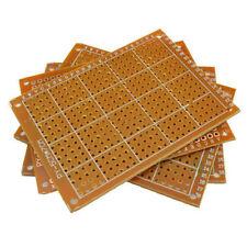 2PC 5 x 7cm DIY Prototype Paper PCB Universal Experiment Matrix Circuit Board  P