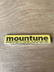 Mountune Performance Badge Decal For Ford Focus RS Fiesta