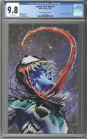 Venom First Host #1 CGC 9.8 Mayhew VIRGIN Variant 1st Appearance of Tel-Kar