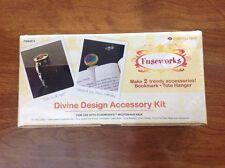 Fuseworks Divine Design Accessory Kit Bookmark Tote Hanger