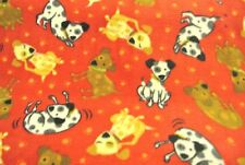 New listing Dog Paw Prints Pet Blanket Can Personalize Double Sided 28x44