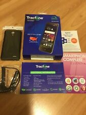 Tracfone ZTE ZMax One 4G LTE Phone + 365 Days of Service w/ 1500 Min/Text/Data