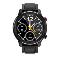 Smartwatch DT78 Bluetooth Uhr Rundes Display Android iOS Samsung iPhone Huawei
