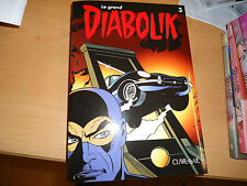 GRAND DIABOLIK N° 3  EDITION CLAIR DE LUNE
