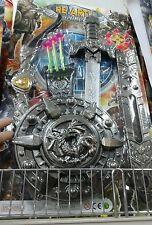 Set gladiatori spada scudo Kit gioco di qualità giocattolo toy a35