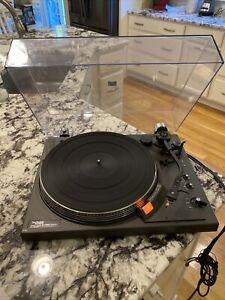 VGC Vintage Technics SL-2000 Record Player Turntable