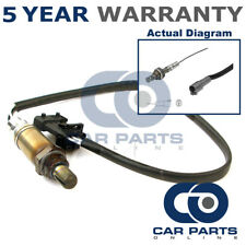 Front 1 Wire Oxygen O2 Lambda Sensor Direct Fit For Honda Civic 1.5 (1986-1987)