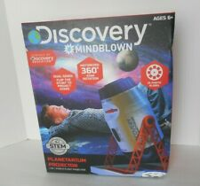 Discovery Kids Planetarium Projector with Rotating Stars, Slides, Planet Project