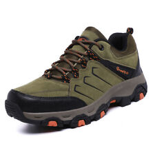New Men Hiking Shoes Outdoor Breathable Running Sports Sneakers Athletic Fashion