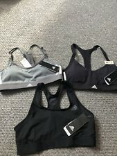Womens Adidas Sports Bras Medium 12/14