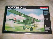 MONOGRAM 74005 FOKKER D VII WW1 FIGHTER 1/48 FACTORY SEALED
