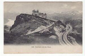 Switzerland pretty unused postcard circa 1910