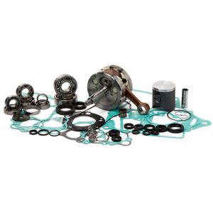 Top & Bottom End Rebuild Kit Fits Honda CR125-R 2003