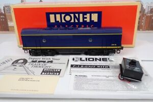 Lionel O Gauge No.200B Santa Fe F-3 Non Powered B-Unit Diesel Engine With Sounds