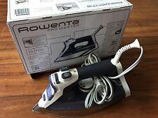 Rowenta Pro Master Professional Iron 1700 W Stainless Steel
