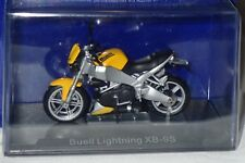 MOTO BUELL LIGHTNING XB 9S 1/24 série grandes motos à collectionner  ALTAYA /IXO