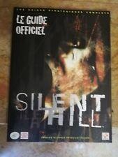 SILENT HILL - LE GUIDE OFFICIEL PS1 COMME NEUVE