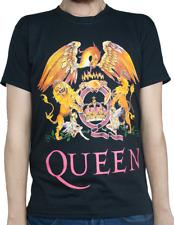 T-shirt QUEEN Maglia Rock Band Registrata ed Approvata Music Maglietta