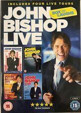 John Bishop: Live - Box of Laughs (Box Set) [DVD]