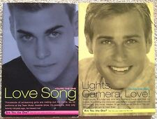 Lot 2 You're the One! by Fran Lantz: #1, #3 Love Song & Lights, Camera, Love!