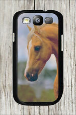 HORSE BROWN HEAD #2 CASE COVER FOR SAMSUNG GALAXY S3 -ns4v