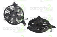 TO SUIT NISSAN PATROL GU / Y61  CONDENSER FAN ASSEMBLY 10/01 to 12/16