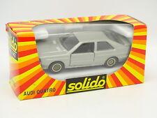 Solido 1/43 - Audi Quattro Grigia