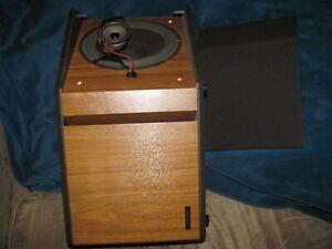 Vintage 1x LEFT only Bose 4.2 Stereo Everywhere Speaker 1985 Good shape WORKS
