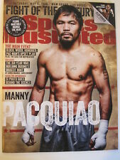 FLOYD MAYWEATHER MANNY PACQUIAO FLIP COVER 2015 SPORTS ILLUSTRATED SI